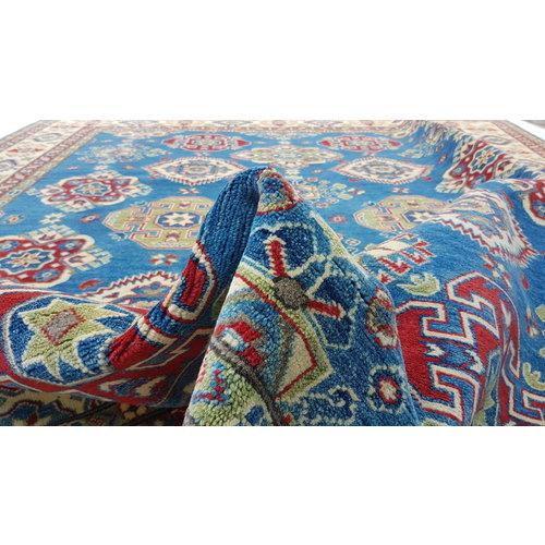 Handgeknüpft wolle kazak teppich 295x250 cm   Orientalisch  teppich