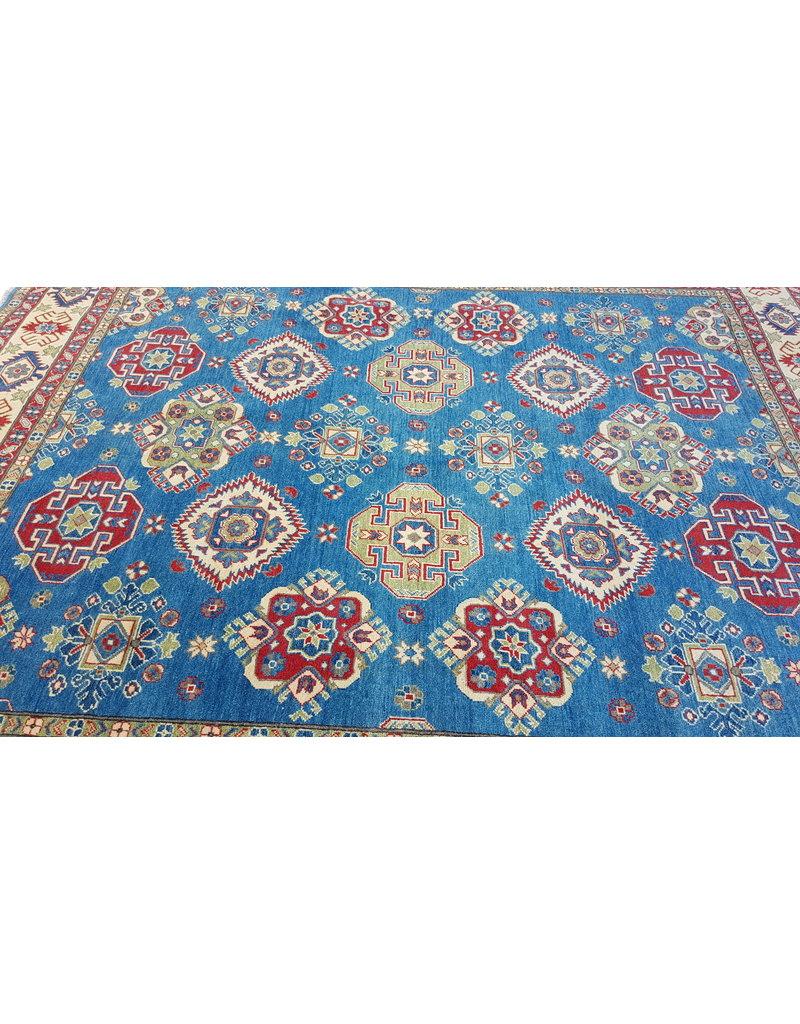 ZARGAR RUGS  Handgeknoopt kazak tapijt 295x250 cm  oosters kleed vloerkleed