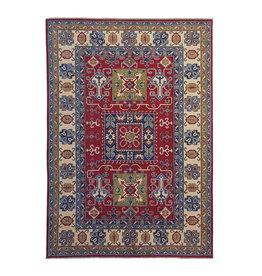ZARGAR RUGS Handgeknüpft wolle kazak teppich 297x199 cm   Orientalisch  teppich