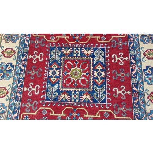 Handgeknoopt kazak tapijt 297x199 cm  oosters kleed vloerkleed