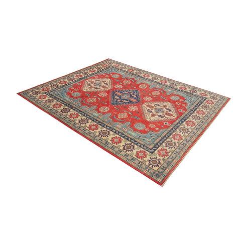 Handgeknoopt kazak tapijt 304x247 cm  oosters kleed vloerkleed