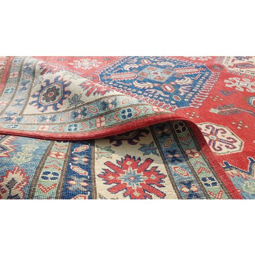 Handgeknüpft wolle kazak teppich 304x247 cm Orientalisch  teppich
