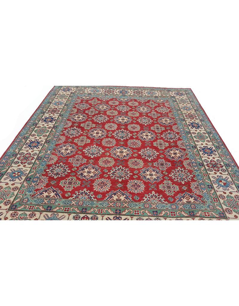 ZARGAR RUGS Handgeknüpft wolle kazak teppich 295x251 cm Orientalisch  teppich