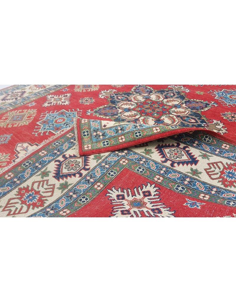 ZARGAR RUGS Handgeknüpft wolle kazak teppich 305x243 cm Orientalisch  teppich
