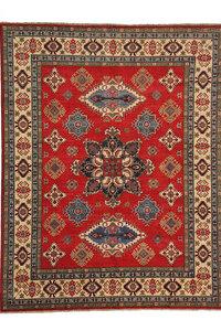 Handgeknüpft wolle kazak teppich 305x243 cm Orientalisch  teppich