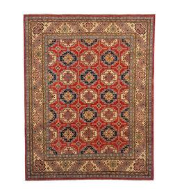 ZARGAR RUGS Handgeknoopt kazak tapijt 313x241 cm  oosters kleed vloerkleed