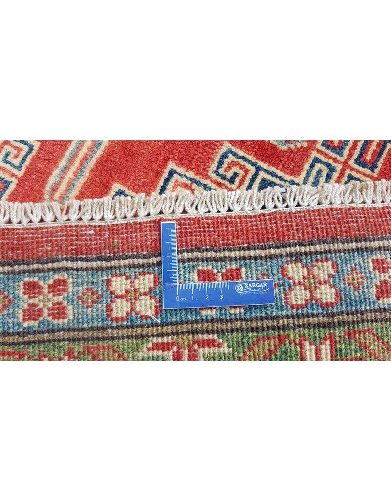ZARGAR RUGS Handgeknüpft wolle kazak teppich 313x241 cm Orientalisch  teppich