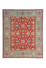 ZARGAR RUGS Handgeknüpft wolle kazak teppich 299x251 cm Orientalisch  teppich
