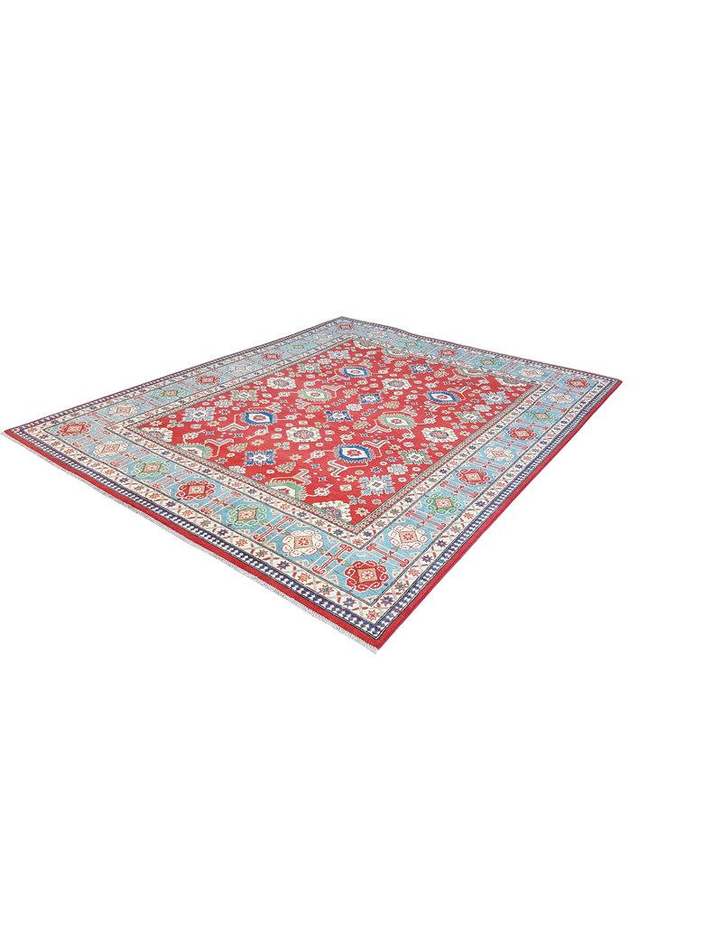 ZARGAR RUGS  Handgeknoopt kazak tapijt 299x251 cm  oosters kleed vloerkleed