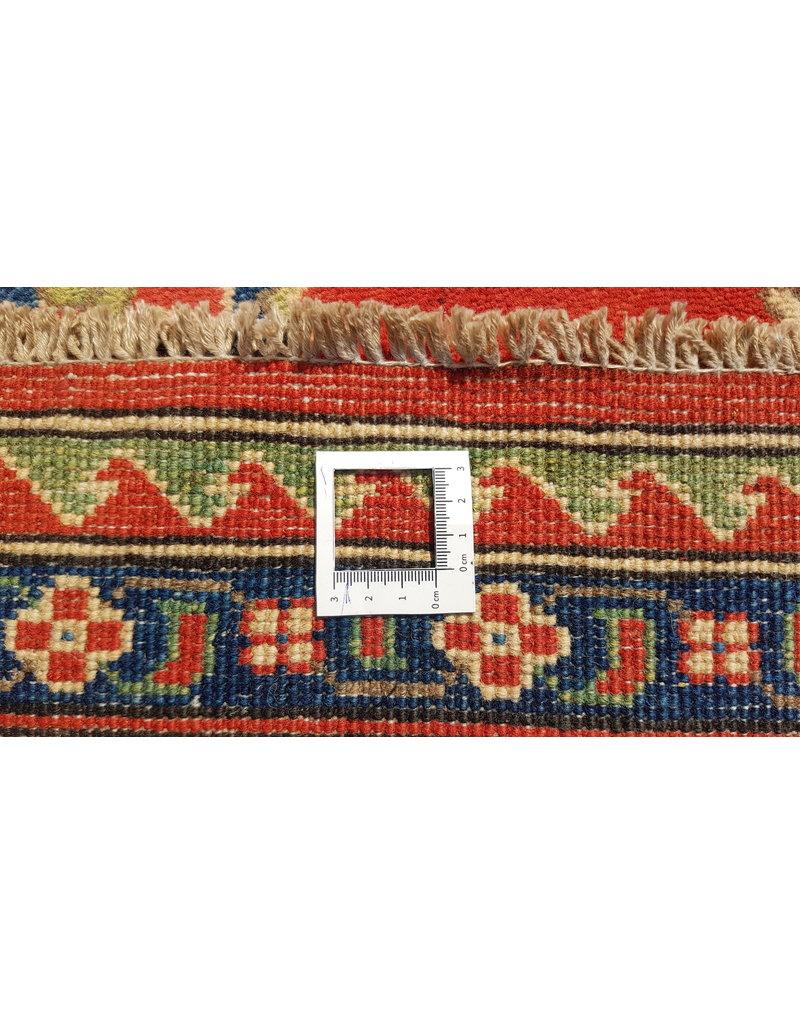 ZARGAR RUGS  Handgeknoopt kazak tapijt 300x254 cm  oosters kleed vloerkleed