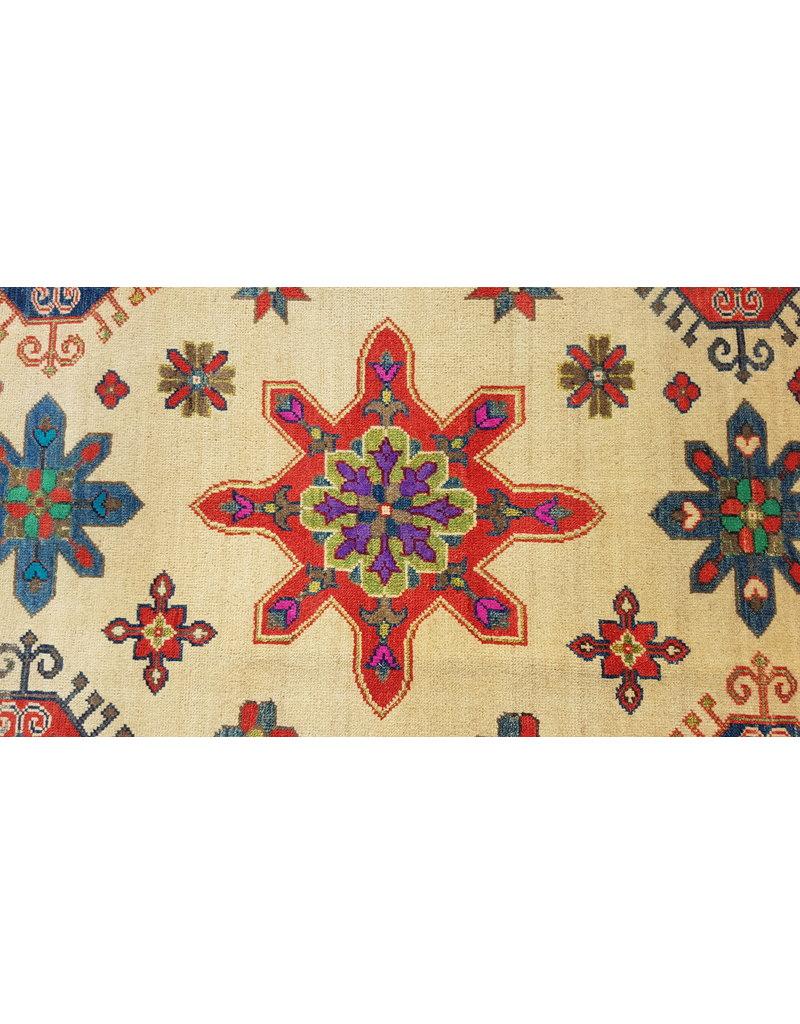 ZARGAR RUGS  Handgeknoopt kazak tapijt 301x242 cm  oosters kleed vloerkleed