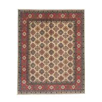 Handgeknüpft wolle kazak teppich 294x244 cm Orientalisch  teppich