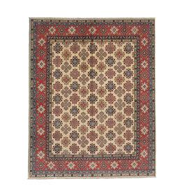 ZARGAR RUGS Handgeknüpft wolle kazak teppich 294x244 cm Orientalisch  teppich