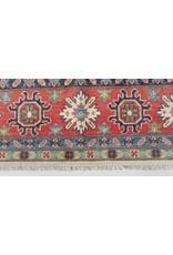 ZARGAR RUGS Hand knotted 9'6 x 8'  wool kazak area rug 294x244 cm  Oriental carpet