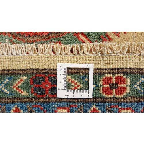 Handgeknüpft wolle kazak teppich 290x249 cm   Orientalisch  teppich