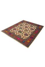 ZARGAR RUGS Handgeknüpft wolle kazak teppich 290x249 cm   Orientalisch  teppich