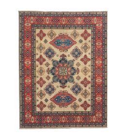 ZARGAR RUGS Hand knotted  9'8 x 8' wool kazak area rug 300x251 cm  Oriental carpet