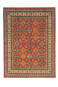 Hand knotted 10' x 8'  wool kazak area rug 310x247 cm  Oriental carpet