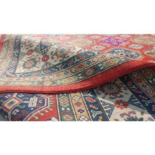 Handgeknüpft wolle kazak teppich 310x247 cm Orientalisch  teppich
