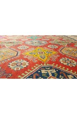 ZARGAR RUGS Handgeknüpft wolle kazak teppich 310x247 cm Orientalisch  teppich