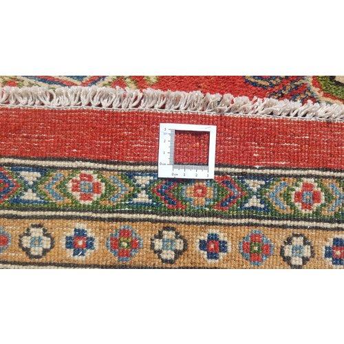 Handgeknoopt kazak tapijt 310x247 cm  oosters kleed vloerkleed