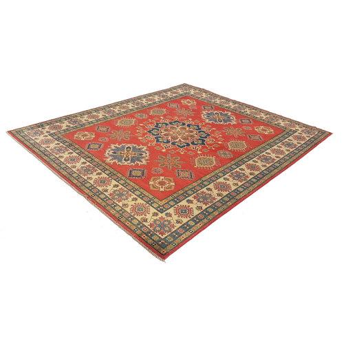 Handgeknoopt kazak tapijt 305x248 cm  oosters kleed vloerkleed