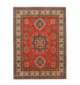 ZARGAR RUGS shal Hand knotted  10'x 8' wool kazak area rug  305x248 cm  Oriental carpet