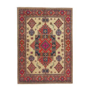Handgeknüpft wolle kazak teppich 312x245cm   Orientalisch  teppich