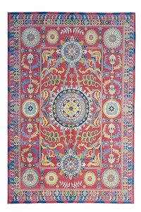shal Hand knotted  11'4x 8' wool kazak area rug 355x250 cm  Oriental carpet