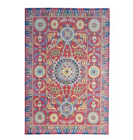 ZARGAR RUGS shal Hand knotted  11'4x 8' wool kazak area rug 355x250 cm  Oriental carpet