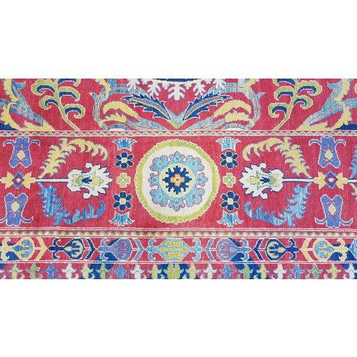 Handgeknüpft wolle kazak teppich  355x250 cm   Orientalisch teppichboden
