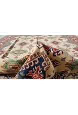 ZARGAR RUGS Handgeknüpft wolle kazak teppich  361x266 cm   Orientalisch teppichboden