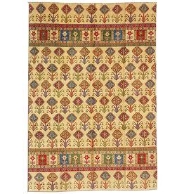 ZARGAR RUGS Handgeknoopt kazak tapijt 344x252 cm  oosters kleed vloerkleed