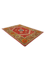 ZARGAR RUGS Handgeknüpft wolle kazak teppich  347x247cm   Orientalisch teppichboden