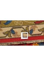 ZARGAR RUGS shal Hand knotted  11'x 8' wool kazak area rug  347x247 cm  Oriental carpet