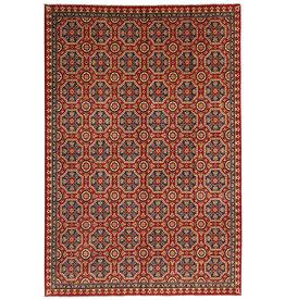 ZARGAR RUGS shal Hand knotted  11'4x 8' wool kazak area rug  349x254 cm  Oriental carpet