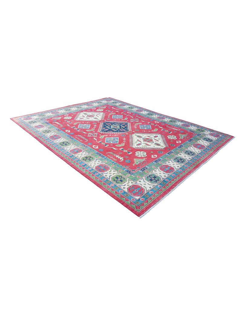 ZARGAR RUGS  Handgeknoopt kazak tapijt 354x281 cm  oosters kleed vloerkleed