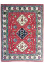 ZARGAR RUGS shal Hand knotted  11'6x 9' wool kazak area rug  354x281 cm  Oriental carpet