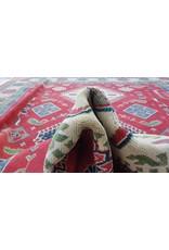 ZARGAR RUGS Handgeknüpft wolle kazak teppich  354x281  cm   Orientalisch teppichboden