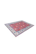 ZARGAR RUGS  Handgeknoopt kazak tapijt 363x265 cm  oosters kleed vloerkleed