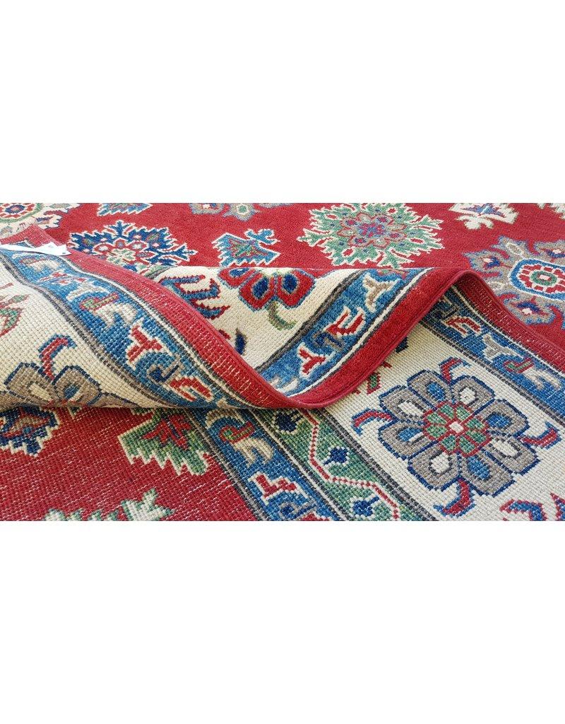 ZARGAR RUGS Handgeknüpft wolle kazak teppich  300x202  cm   Orientalisch teppichboden