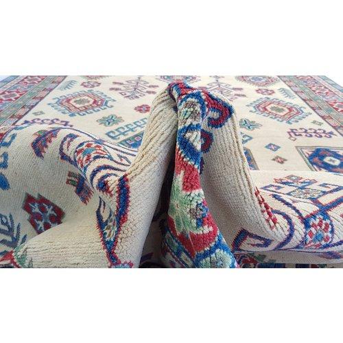 Handgeknüpft wolle kazak teppich  296x202  cm   Orientalisch teppichboden