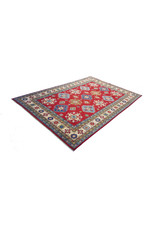 ZARGAR RUGS Handgeknüpft wolle kazak teppich  296x197 cm   Orientalisch teppichboden