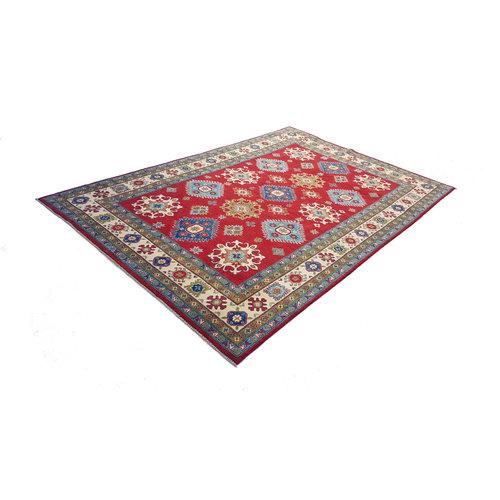 Handgeknüpft wolle kazak teppich  296x197 cm   Orientalisch teppichboden