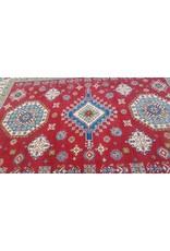 ZARGAR RUGS Handgeknüpft wolle kazak teppich  356x271  cm   Orientalisch teppichboden
