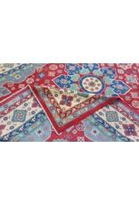 ZARGAR RUGS Handgeknüpft wolle kazak teppich  357x258 cm   Orientalisch teppichboden