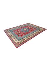 ZARGAR RUGS Hand knotted  11'7x 8' wool kazak area rug  357x258 cm  Oriental carpet