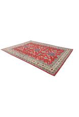 ZARGAR RUGS Handgeknüpft wolle kazak teppich  366x278 cm   Orientalisch teppichboden