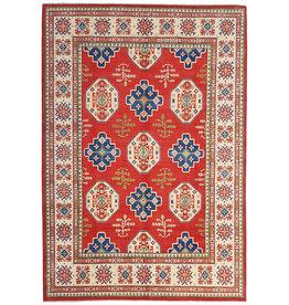 ZARGAR RUGS shal Hand knotted  11'9x 8'8 wool kazak area rug  365x270 cm  Oriental carpet