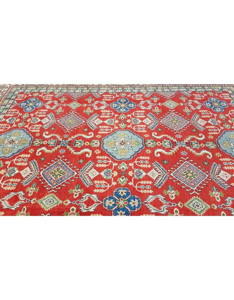 ZARGAR RUGS Handgeknüpft wolle kazak teppich  359x266 cm   Orientalisch teppichboden